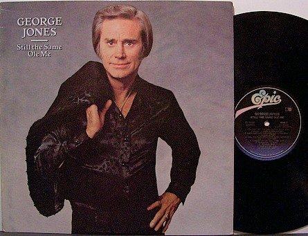 Jones, George - Still The Same Ole Me - Vinyl LP Record - Country