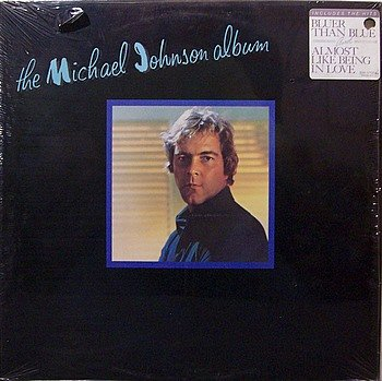 Johnson, Michael - The Michael Johnson Album - Sealed Vinyl LP Record - Country