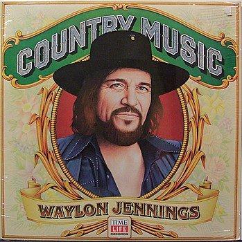 Jennings Waylon Country Music Sealed Vinyl Lp Record