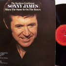 James, Sonny - When The Snow Is On The Roses - Vinyl LP Record - Country