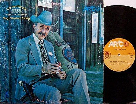 Heathcock, Joe - Sings Western Swing - Vinyl LP Record - Country