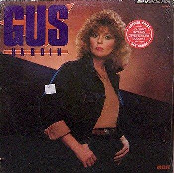 Hardin, Gus - Self Titled - Sealed Vinyl Mini LP Record - Country