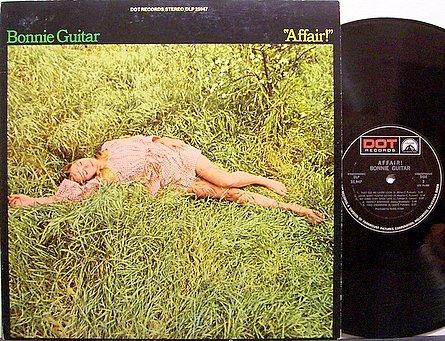Guitar, Bonnie - Affair - Vinyl LP Record - Country