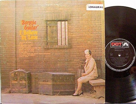 Guitar, Bonnie - I Believe In Love - Vinyl LP Record - Country