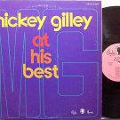 Gilley, Mickey - At His Best - Vinyl LP Record - Country