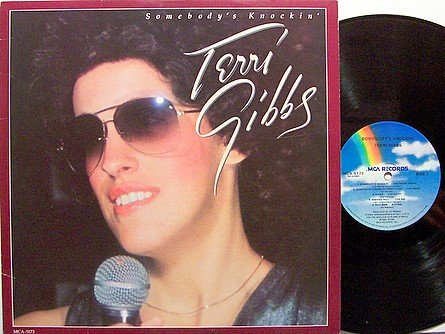 Gibbs, Terri - Somebody's Knockin' - Vinyl LP Record - Country