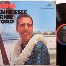 Ford, Tennessee Ernie - Aloha From - Vinyl LP Record - Country