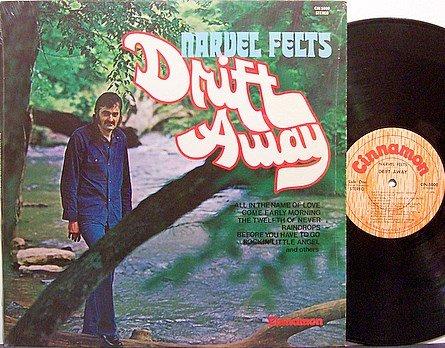 Felts, Narvel - Drift Away - Vinyl LP Record - Country