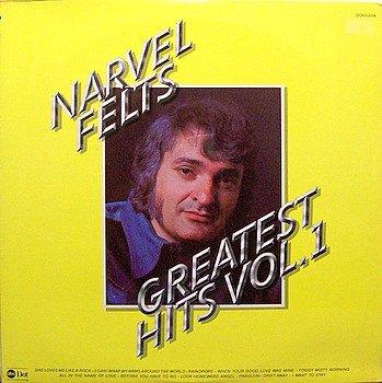 Felts, Narvel - Greatest Hits Vol. 1 - Sealed Vinyl LP Record - Country
