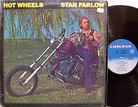 Farlow, Stan - Hot Wheels - Vinyl LP Record - Country