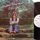 Fargo, Donna - Whatever I Say Means I Love You - Vinyl LP Record - White Label Promo - Country
