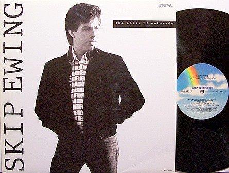 Ewing, Skip - The Coast Of Colorado - Vinyl LP Record - Country