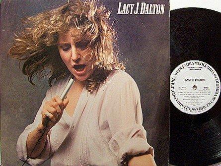 Dalton, Lacy J. - Self Titled - Vinyl LP Record - White Label Promo - Country