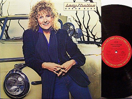 Dalton, Lacy J. - Dream Baby - Vinyl LP Record - Promo - Country