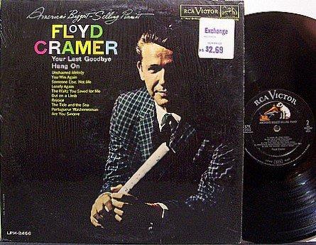 Cramer, Floyd - America's Biggest Selling Pianist - Vinyl LP Record - Country