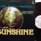 Country Sunshine - Vinyl LP Record - Various Artists - Roy Orbison / Kitty C. Tompkins etc - Country