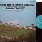 Country Ramblers, The - Honey Come Back - Vinyl LP Record