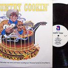 Country Cookin' US Army Radio Show - Vinyl 2 LP Record Set - November 1973 - 4 Programs