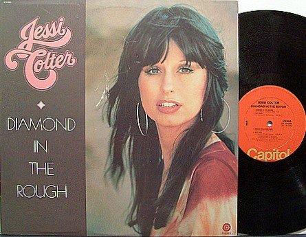 Colter, Jessi - Diamond In The Rough - Vinyl LP Record - Country