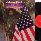 Cash, Johnny - America A 200 Year Salute In Story And Song - Vinyl LP Record - Country