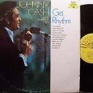 Cash, Johnny & The Tennessee Two - Get Rhythm - Vinyl LP Record - Country