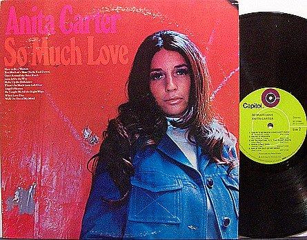 Carter, Anita - So Much Love - Vinyl LP Record - Country