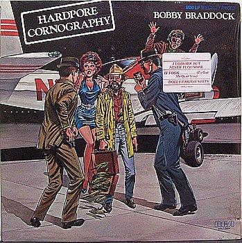 Braddock, Bobby - Hardpore Cornography - Sealed Vinyl Mini LP Record - Country