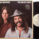 Bellamy Brothers, The - You Can Get Crazy - Signed - Vinyl LP Record - Promo - Country