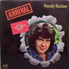 Barlow, Randy - Arrival - Sealed Vinyl LP Record - Country