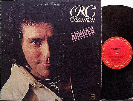 Bannon, RC - Arrives - Vinyl LP Record - Promo - Country