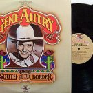 Autry, Gene - Sings South Of The Border - Vinyl 2 LP Record Set - Country