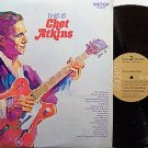 Atkins, Chet - This Is Chet Atkins - Vinyl 2 LP Record Set - Country