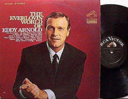 Arnold, Eddy - The Everlovin' World Of Eddy Arnold - Vinyl LP Record - Country