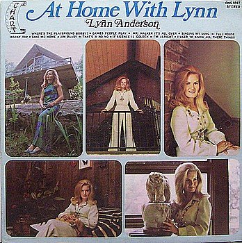 Anderson, Lynn - At Home With Lynn - Sealed Vinyl LP record - Country