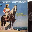 Allen, Rex - Mister Cowboy - Vinyl LP Record - Country