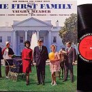 First Family, The - Self Titled - Vinyl LP Record - Comedy