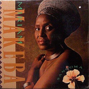 Makeba, Miriam - Sangoma - Sealed Vinyl LP Record - World Music South Africa African