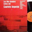 Cuarteto Imperial - Los Mas Grandes Exitos Del - Vinyl LP record - World Music Argentina