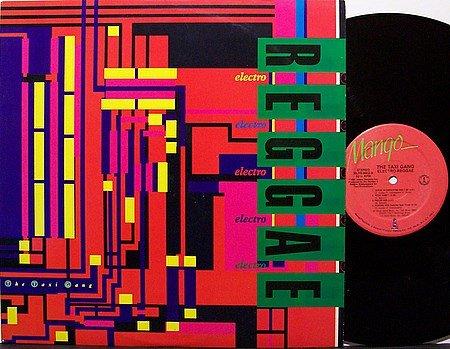 Taxi Gang, The - Electro Reggae - Vinyl LP Record
