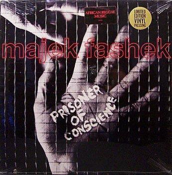 Fashek, Majek - Prisoner Of Conscience- Sealed Vinyl LP Record - Reggae