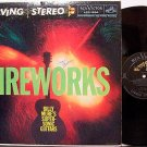 Mure, Billy / Billy Mure's Supersonic Guitars - Fireworks - Vinyl LP Record - Odd Unusual Weird