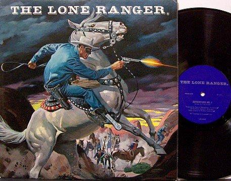 Lone Ranger The Album Number One Vinyl Lp Record