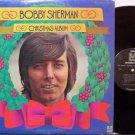Sherman, Bobby - Christmas Album - Vinyl LP Record - Pop Rock
