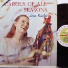 Ritchie, Jean - Carols Of All Seasons - Vinyl LP Record - Christmas Folk