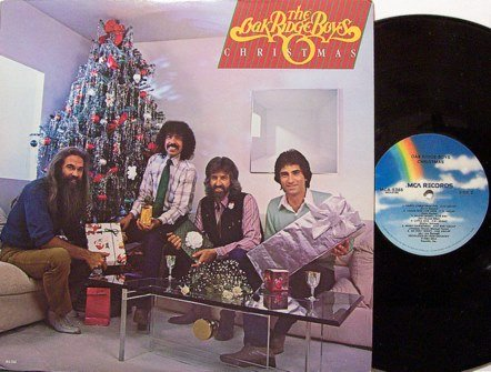 Oak Ridge Boys, The - Christmas - Vinyl LP Record - Country
