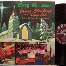 Cleveland, James - Merry Christmas - Vinyl LP Record - Black Gospel