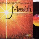 Christmas Choruses From Handel's Messiah - Vinyl LP Record - Handel