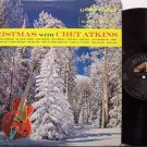 Atkins, Chet - Christmas With Chet Atkins - Vinyl LP Record - Instrumental Country