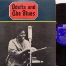 Odetta - Odetta And The Blues - Vinyl LP Record - Folk