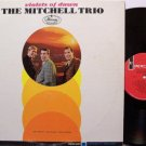 Mitchell Trio, The - Violets Of Dawn - Vinyl LP Record - Chad Mitchell - Folk